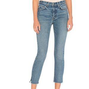 Grlfrnd Karolina High-Rise Skinny Jean Size 26
